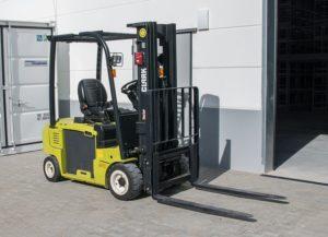 Silniki hydrauliczne Poclain do wózków widłowych i walców drogowych